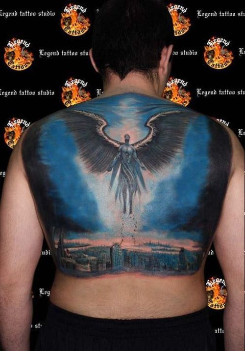 Apocalypse Tattoo