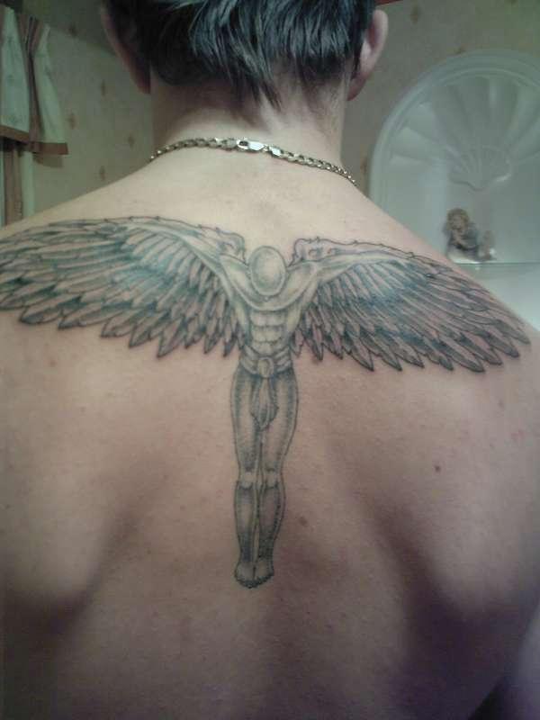 24 Spiritually Most Powerful Angel Tattoos Entertainmentmesh