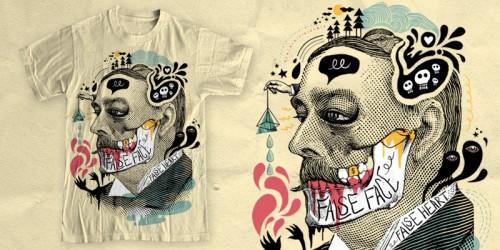 12 T-Shirt design