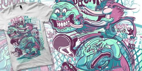 15 T-Shirt design