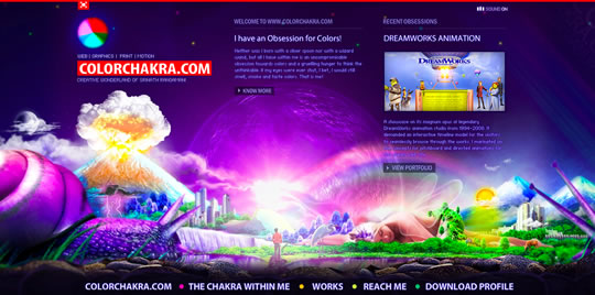 21 Colorful Website Design