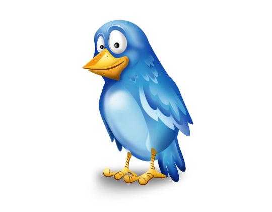22 Twitter Icon Set