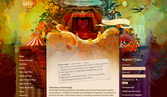 25 Colorful Website Design