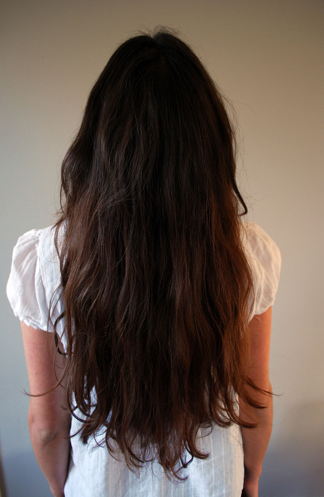 Long Healthy Hair