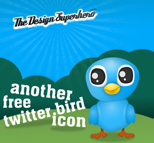 46 Twitter Icon Set