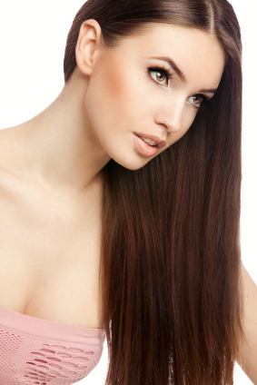 Healthy and Long Hair