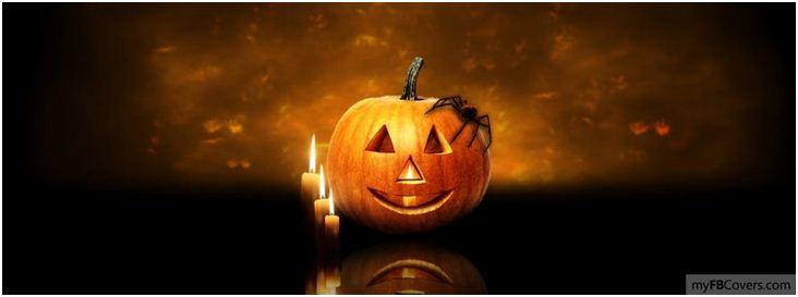 halloween pumpkin facebook timeline cover pic