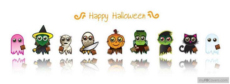 Happy Halloween Facebook Cover