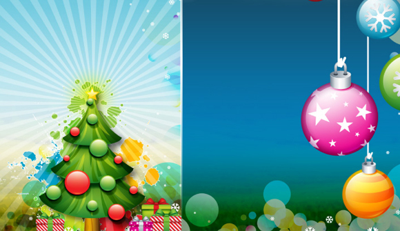 christmas xp wallpaper