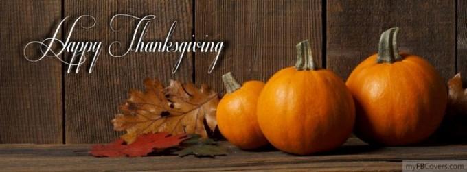 Happy Thanksgiving 2012 Facebook Cover Entertainmentmesh