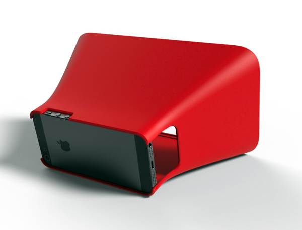 iPhone 5 BigScreen Movie Viewer