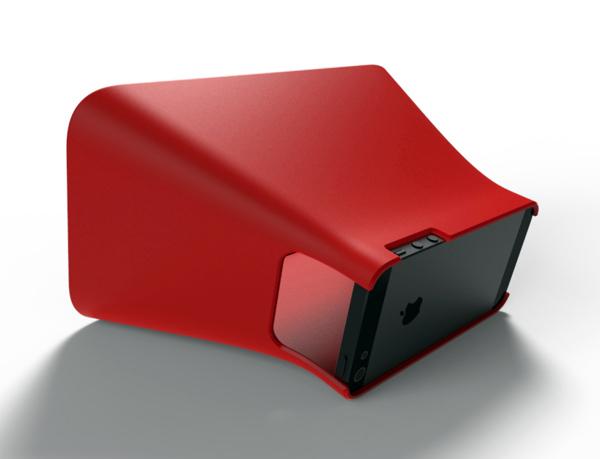 iPhone 5 BigScreen Movie Viewer