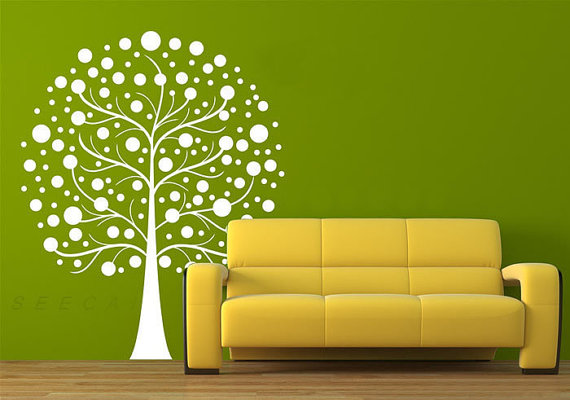 Apple Tree Wall Stickers