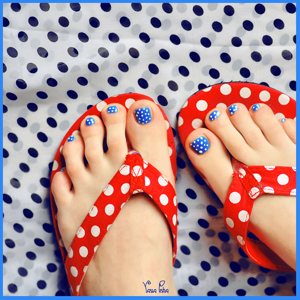 Red polka dot maxi dress w freepeople