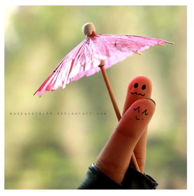 under my umbrella-ella-ella-eh