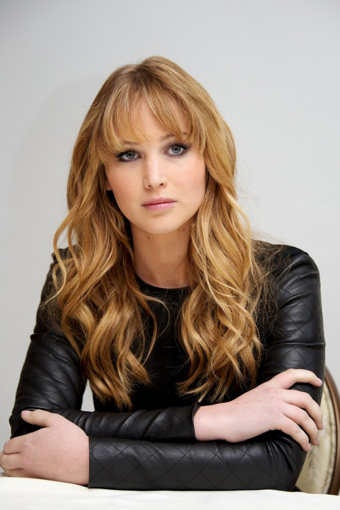 Smoking Looks Jennifer Lawrence