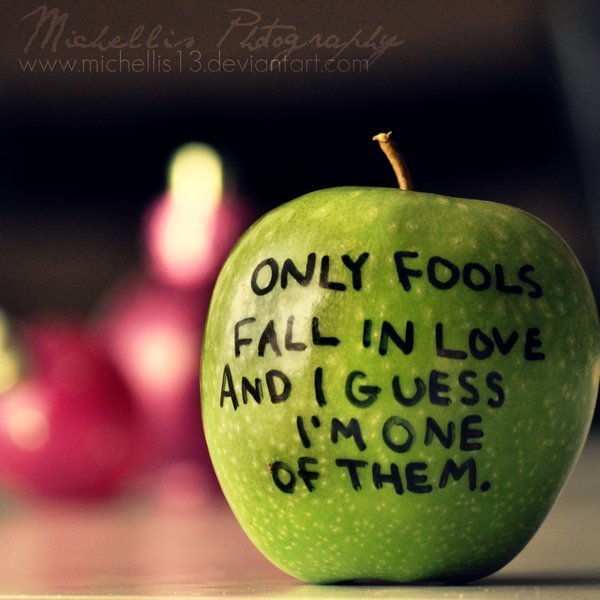 only the fools