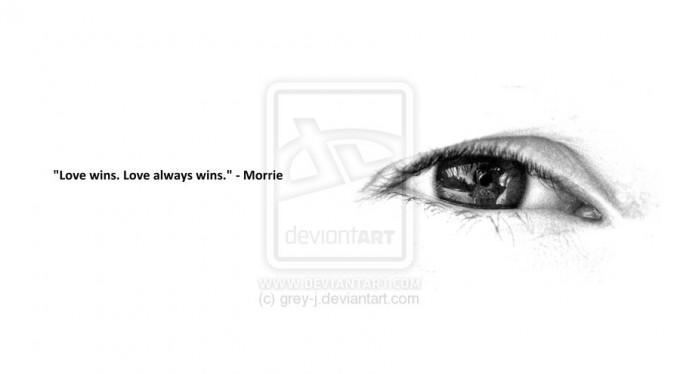 The Eye of My Love
