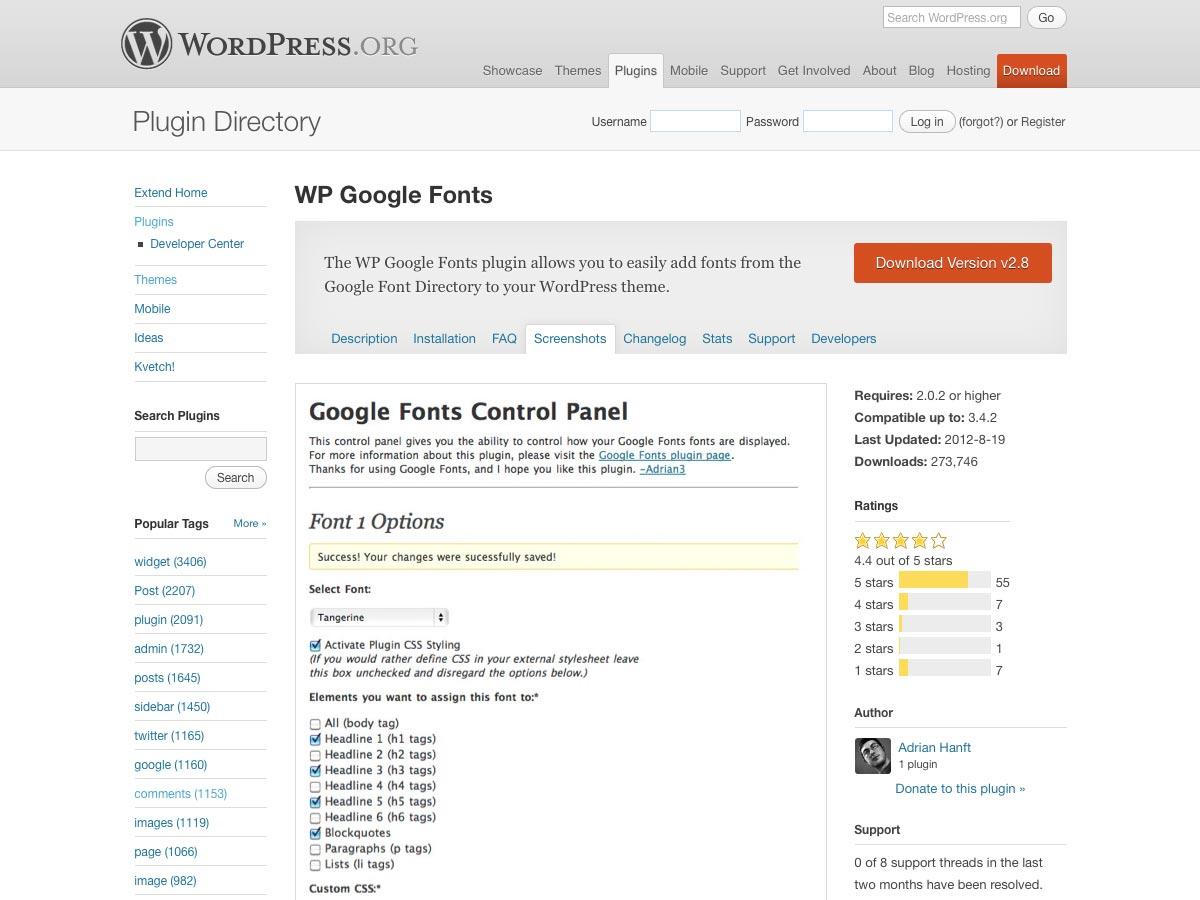 Essential WordPress Plugins