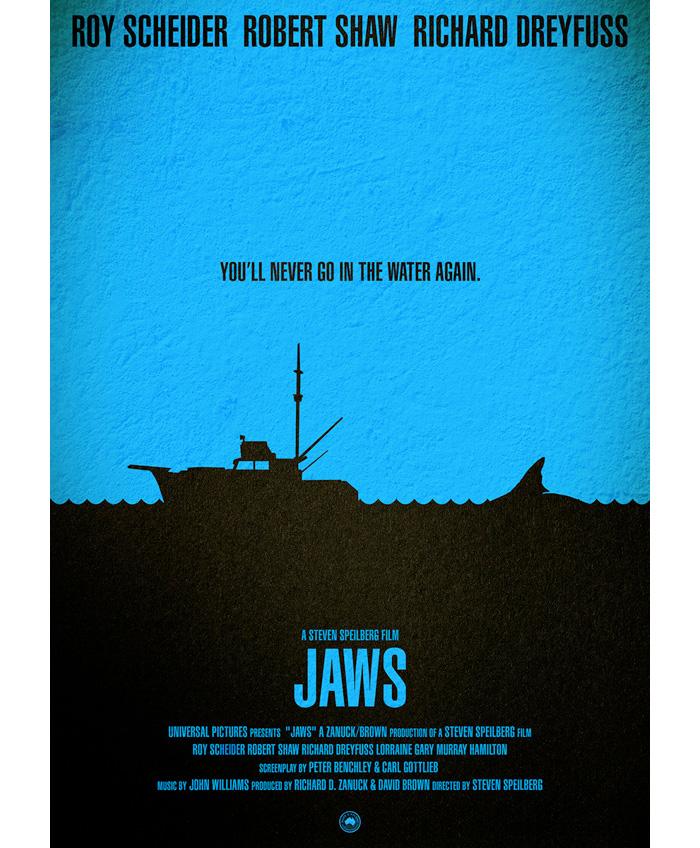 40 Extraordinary Alternative Movie Posters