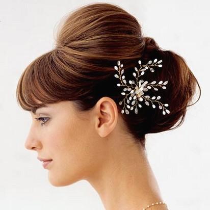 40 Gorgeous Wedding Updo Hairstyle Ideas