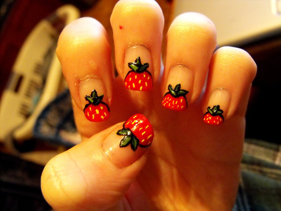 Strawberry Tips