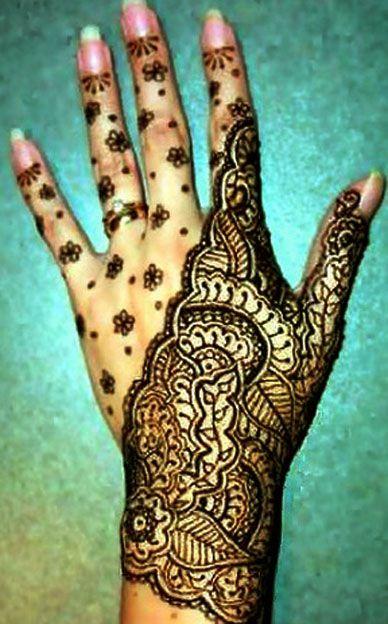 Eid Mehndi Designs