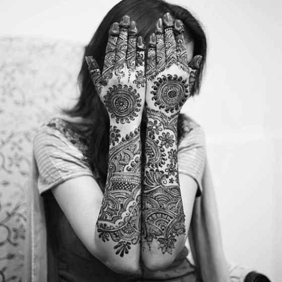 Eid Ul Fitr Mehndi Design