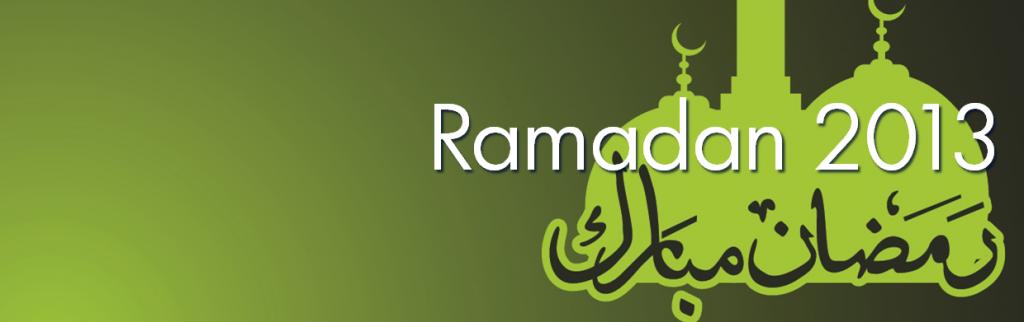 Ramadan 2013 Cover