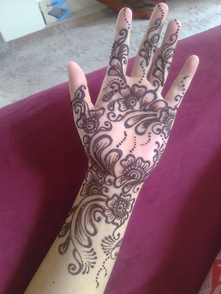 Eid-ul-Fitr Henna