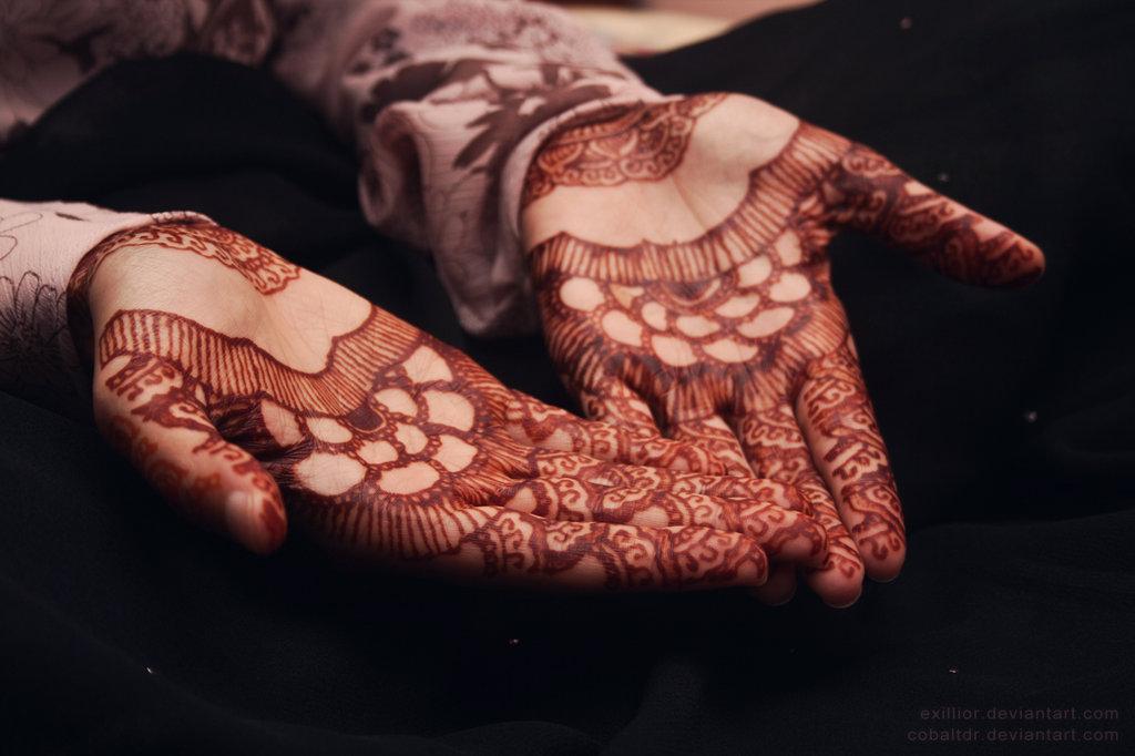 Henna for Eid-ul-Fitr