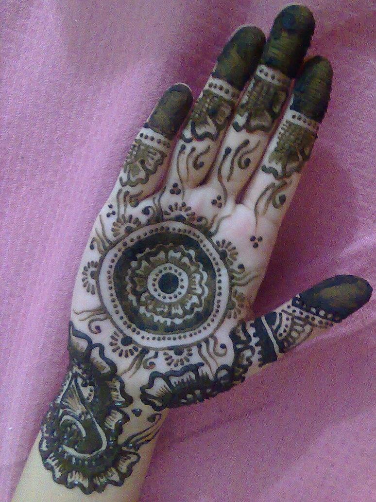 Eid-ul-Fitr Mehndi