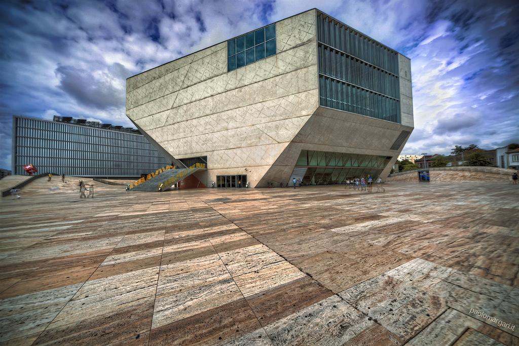 Casa da Música, Porto - Portugal