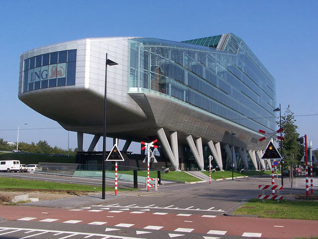 ING Headquarters (Amsterdam, Netherlands)