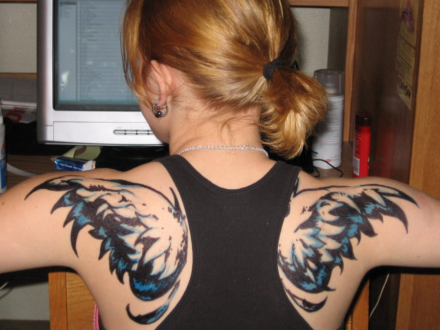 back art - amBrr's wings