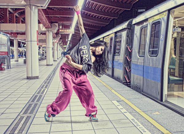 Dançarina
