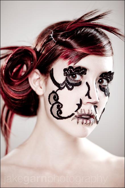 Lace Makeup