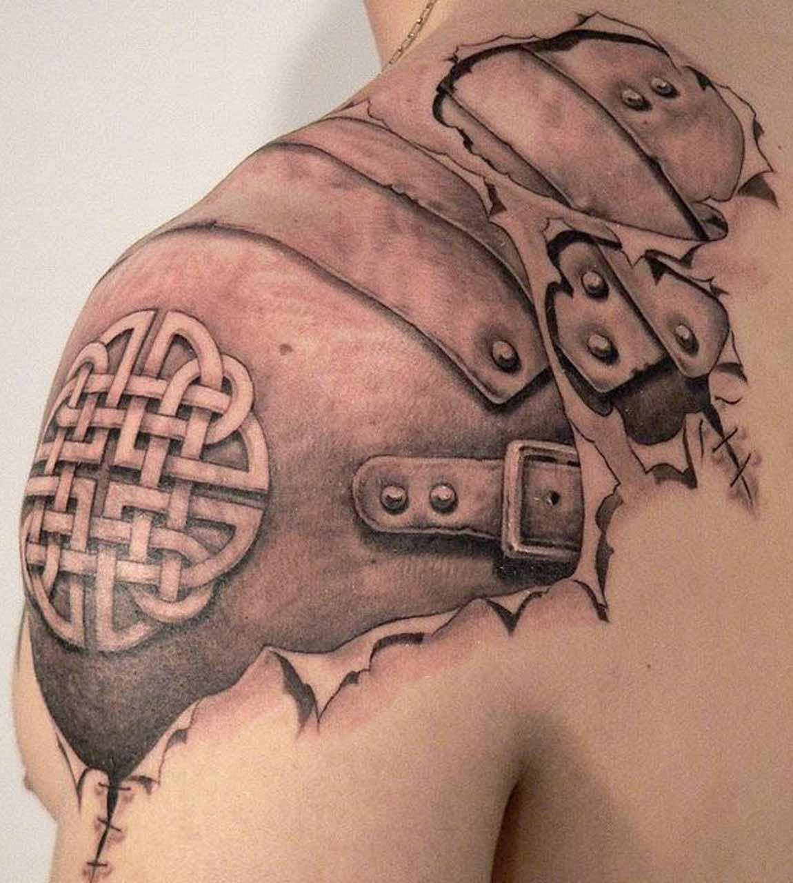 3D Skin Tattoo