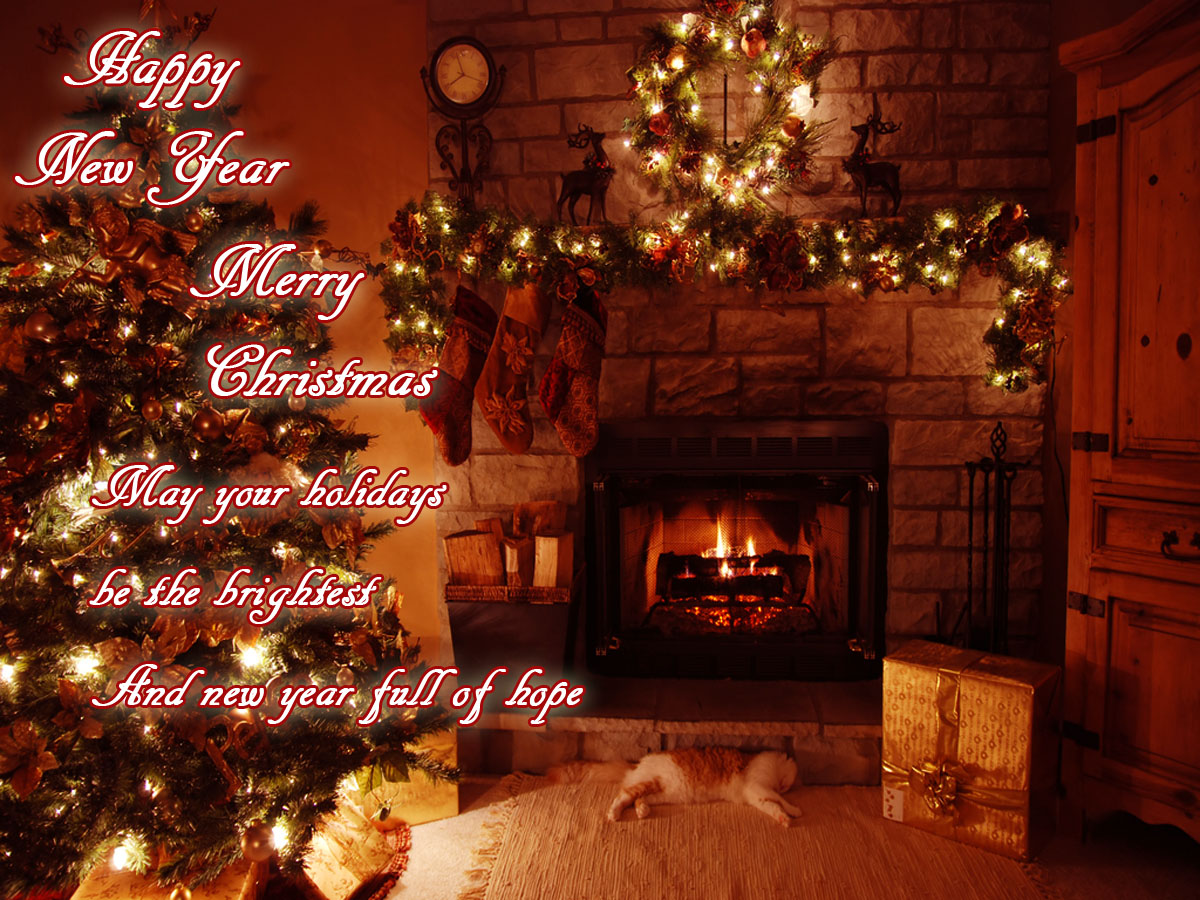Happy New Year 2014 Greeting Cards 8