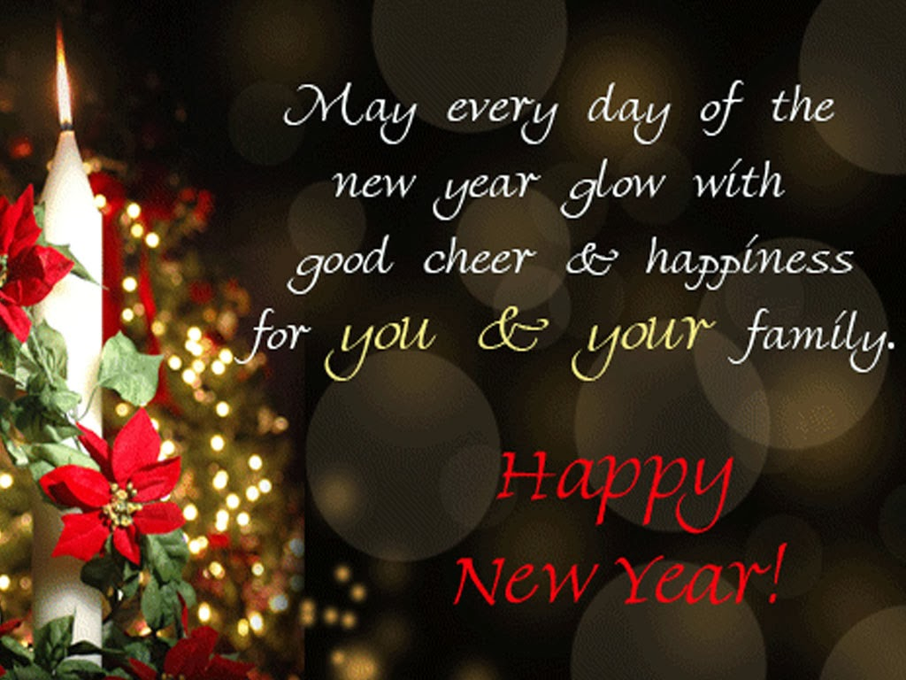 Happy New Year 2014 Greeting Cards 9