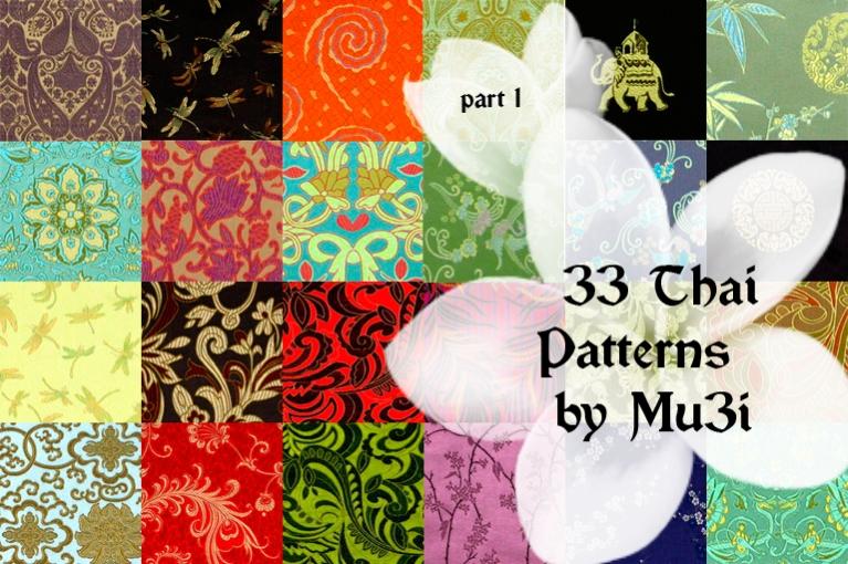 Thai Patterns