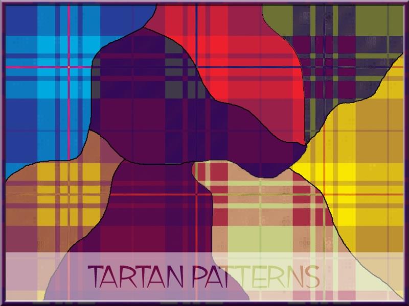 tartan patterns