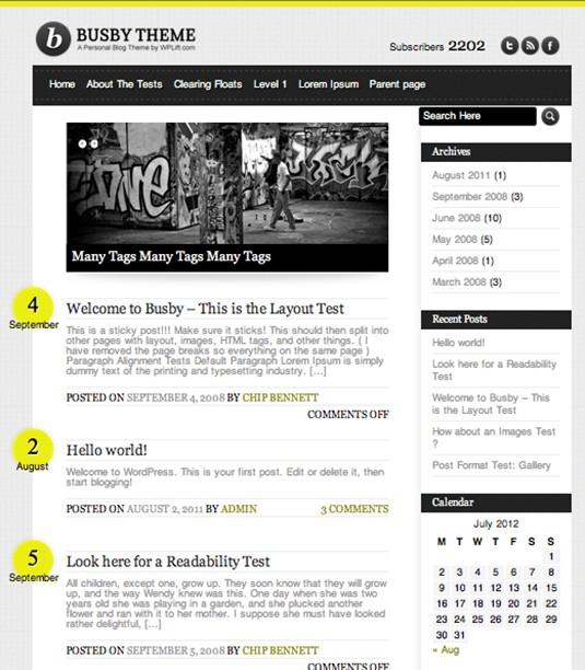 Best Free WordPress Theme