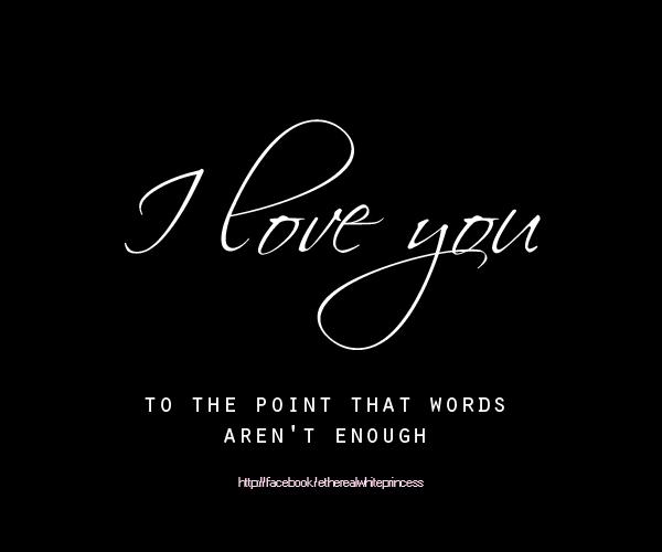 Aren't Enough