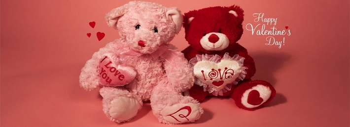 7 Valentines Day Facebook Cover Photo