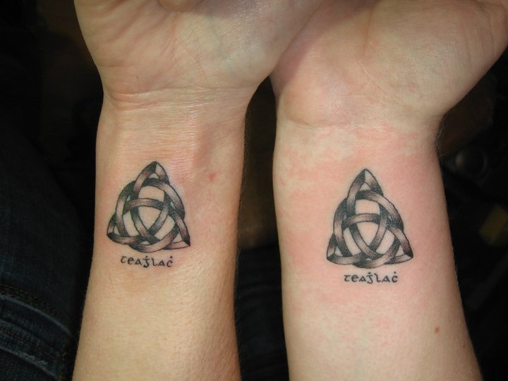 Matching Tattoo Design