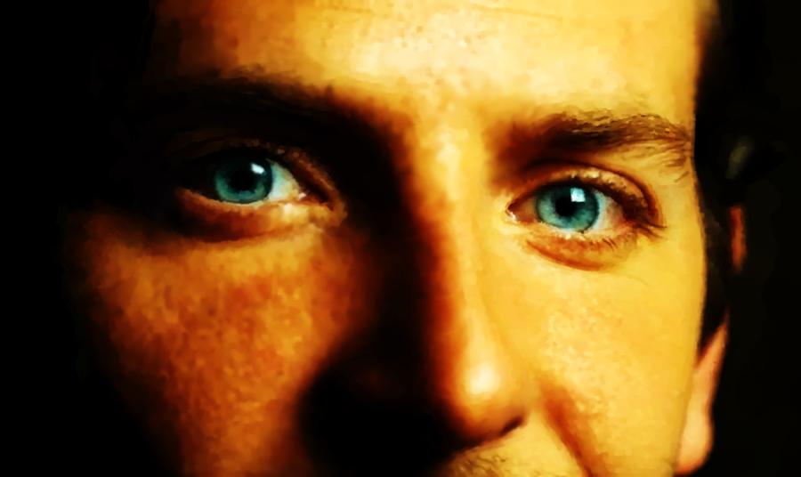 Digital Painting - Bradley Cooper