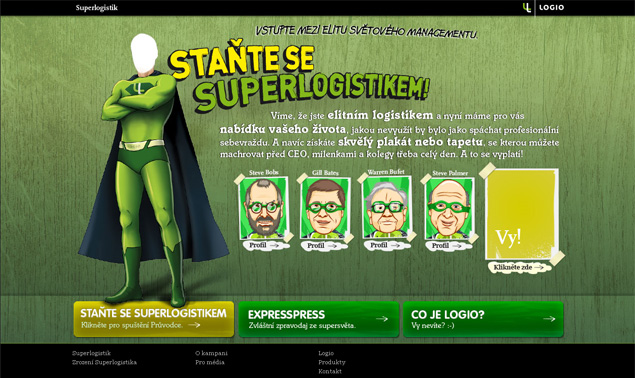 Green Website Design - superlogistik