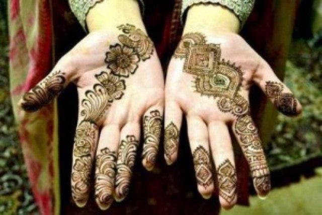 Eid Special Mehndi For girls