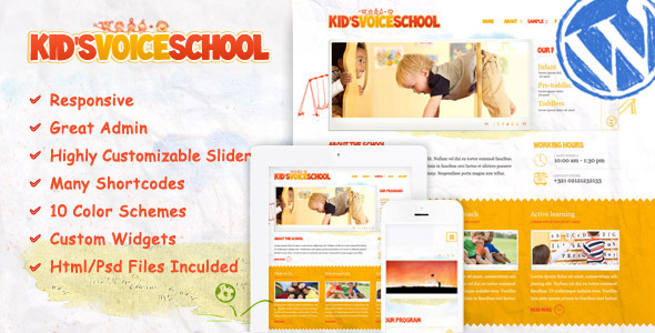 Kid's Voice School